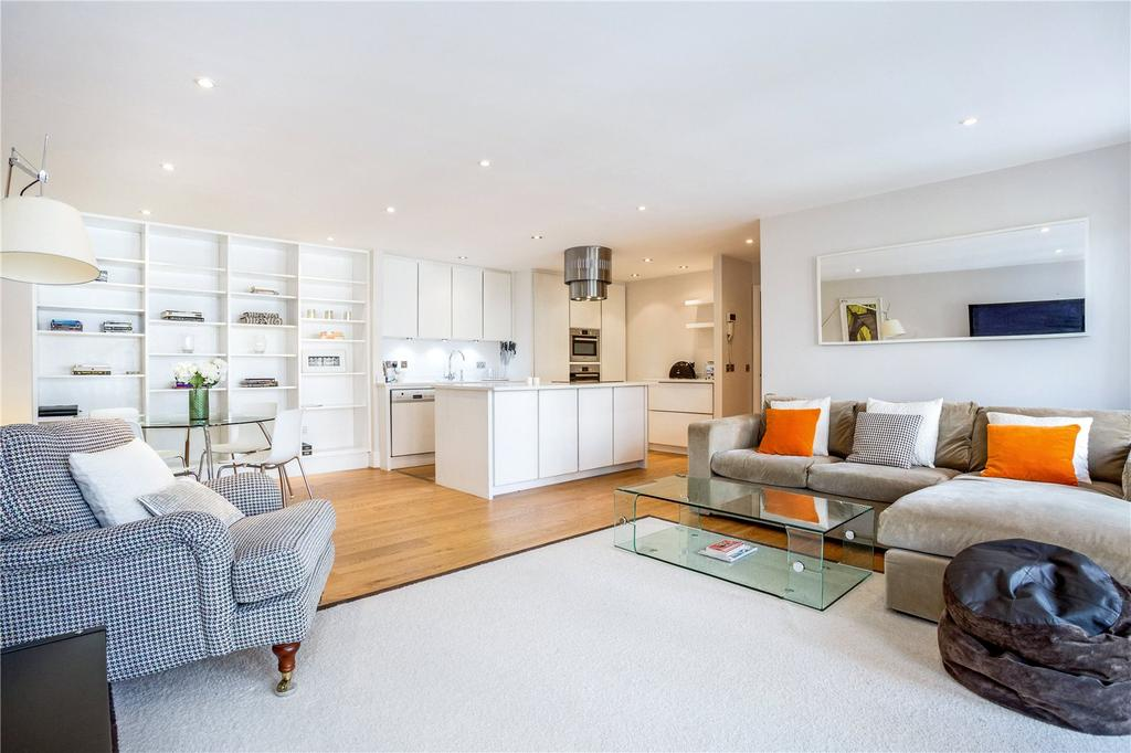 2 Bedrooms Flat for sale in Putney Wharf, 18 Brewhouse Lane, Putney, London, SW15