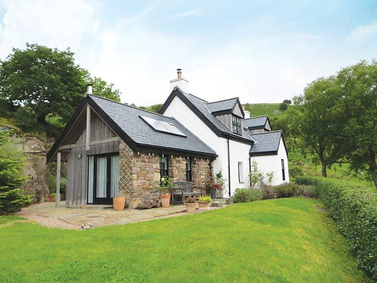 4 Bedrooms Detached House for sale in Diabaig, Torridon, Achnasheen, Ross-Shire