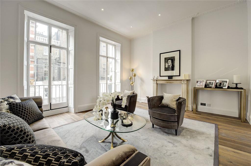 4 Bedrooms Terraced House for sale in Seymour Street, London, W2