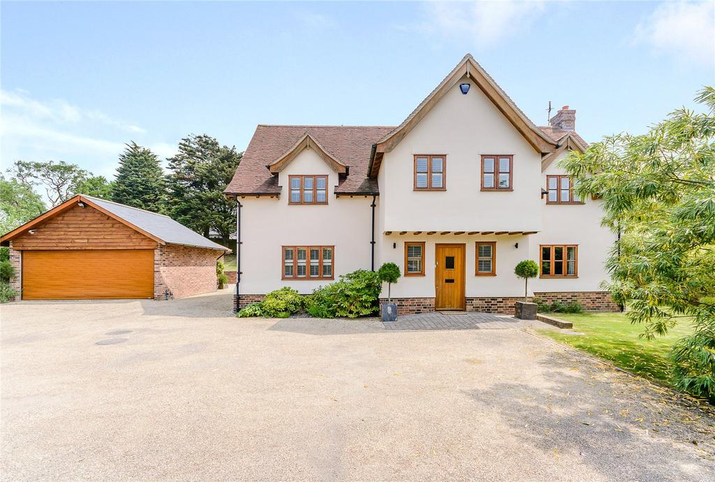4 Bedrooms Unique Property for sale in Two Acre Farm, Anstey, Hertfordshire, SG9
