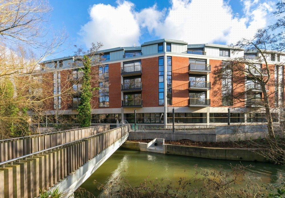 2 Bedrooms Flat for sale in Plot 5, Mill Stream House, Norfolk Street, Oxford, OX1