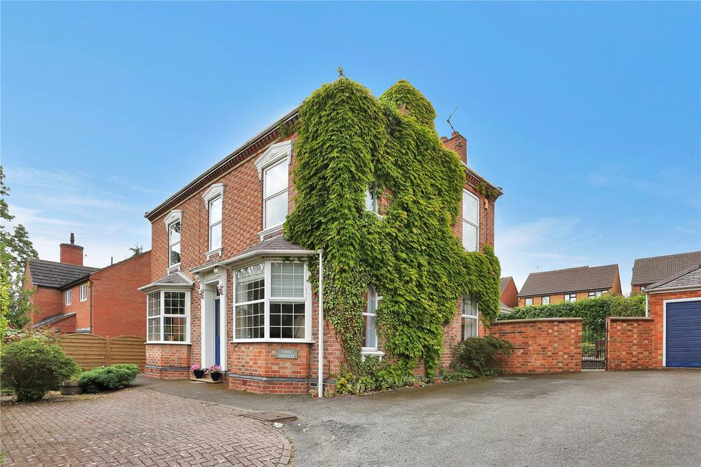 4 Bedrooms Detached House for sale in Forest Road, Loughborough, Leicestershire
