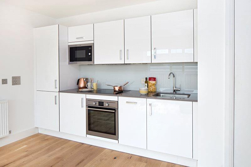 1 Bedroom Flat for sale in Plot 11, Mill Stream House, Norfolk Street, Oxford, OX1