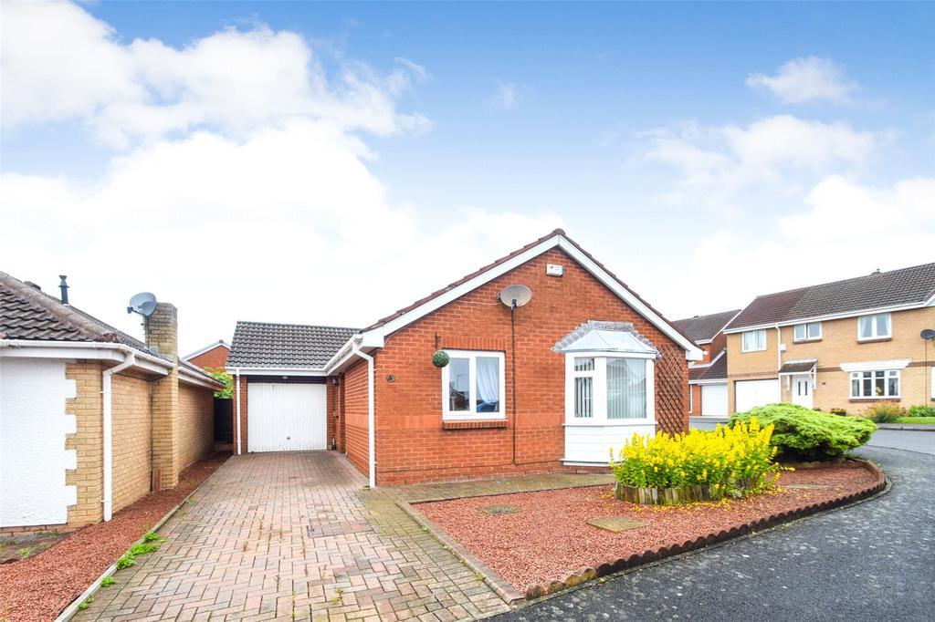 3 Bedrooms Detached Bungalow for sale in Bournemouth Drive, Dalton Grange, Seaham, Co Durham, SR7