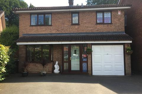 4 bedroom detached house for sale - Tait Croft, Solihull