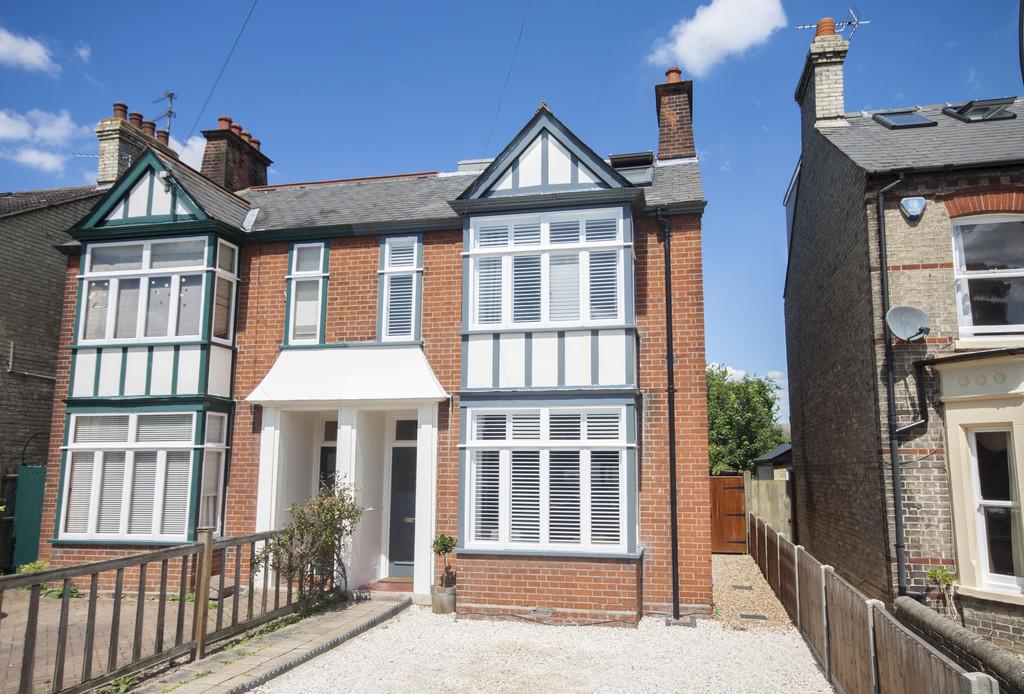 4 Bedrooms Semi Detached House for sale in Blinco Grove, Cambridge