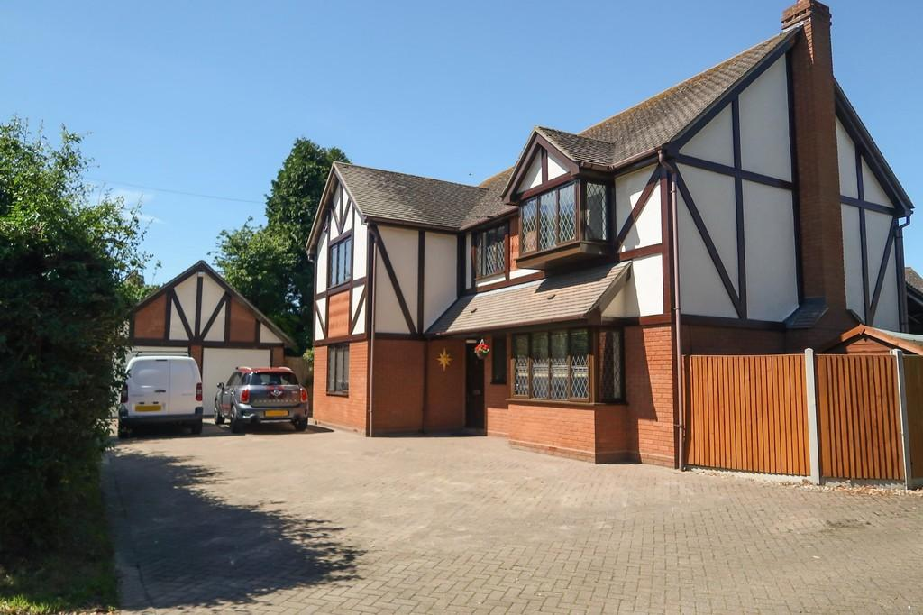 4 Bedrooms Detached House for sale in Tendring Green