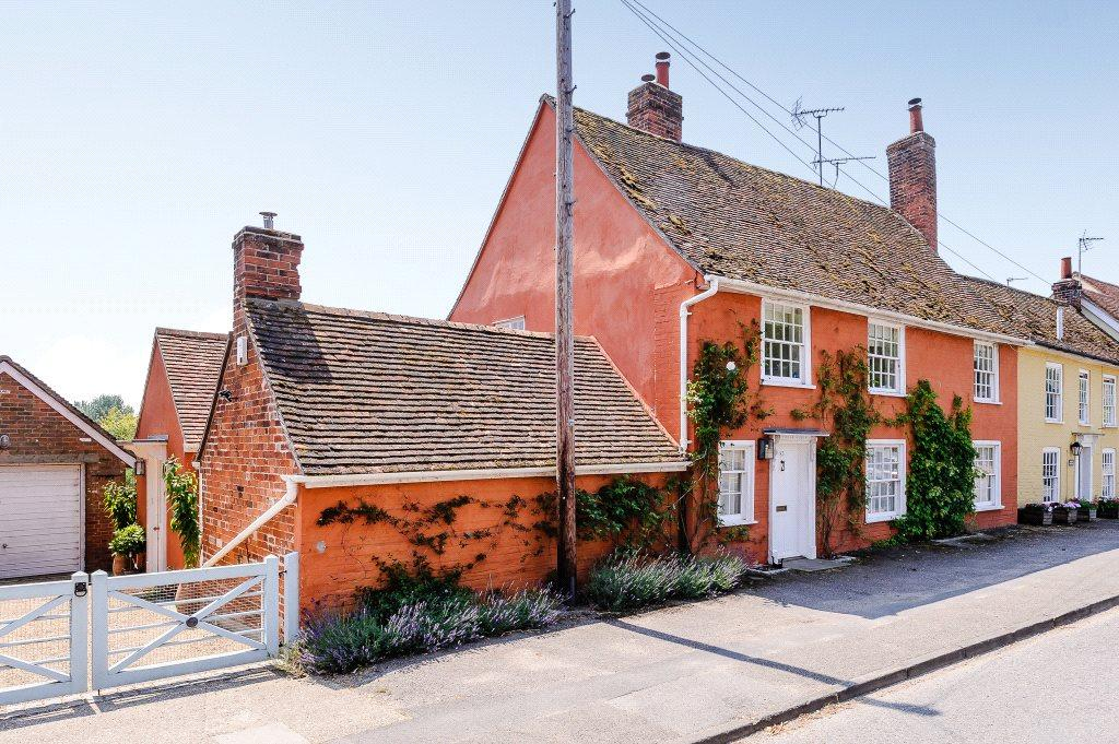 3 Bedrooms Semi Detached House for sale in Bear Street, Nayland, Colchester, Suffolk, CO6