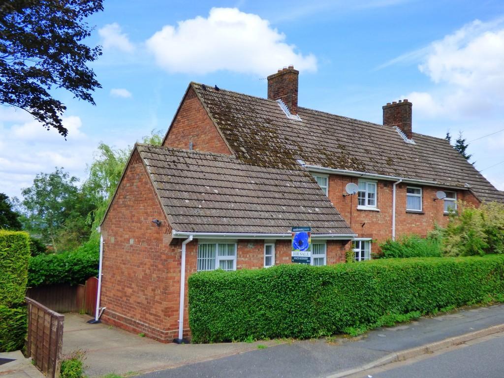 3 Bedrooms Semi Detached House for sale in Hansard Crescent, Caistor