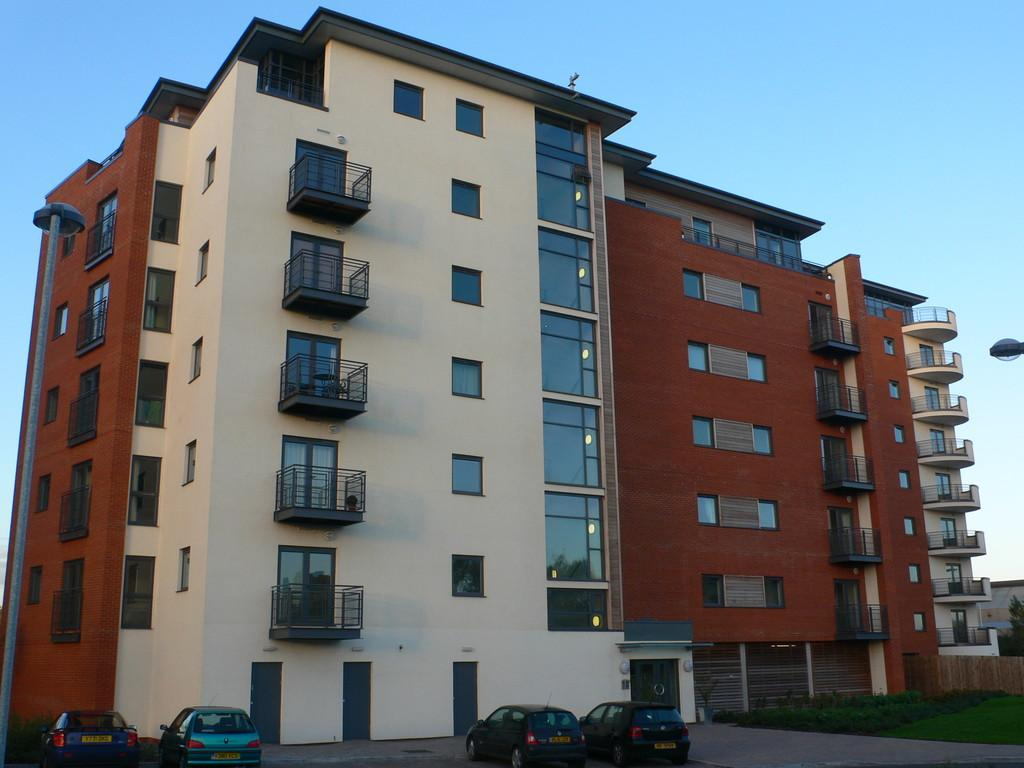 1 Bedroom Apartment Flat for sale in The Waterquarter, Galleon Way, Cardiff Bay