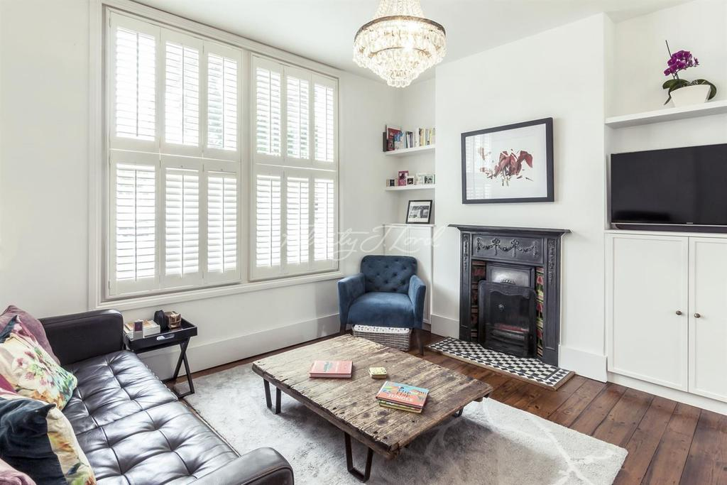 2 Bedrooms Terraced House for sale in Yoakley Road, N16