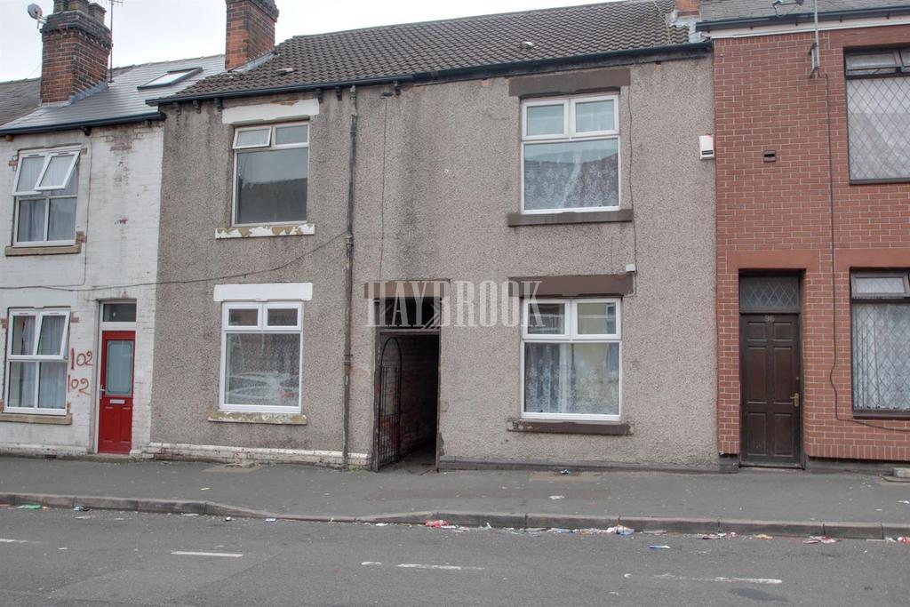 2 Bedrooms Terraced House for sale in Page Hall, Sheffield