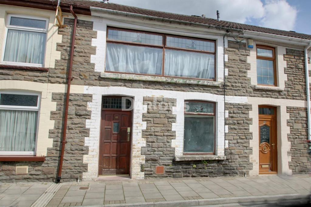 3 Bedrooms Terraced House for sale in Pontypridd