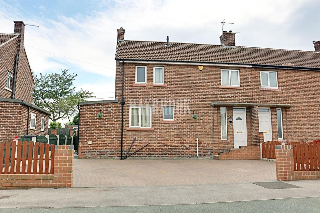 3 Bedrooms Semi Detached House for sale in Jackson Crescent, Rawmarsh