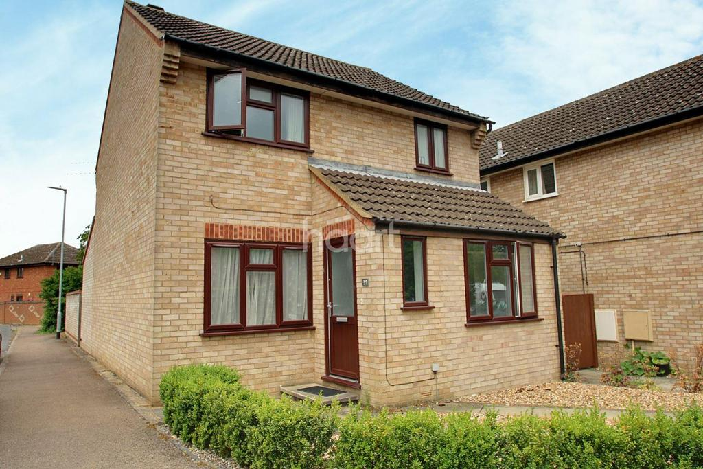 3 Bedrooms Detached House for sale in The Brambles, Bar Hill