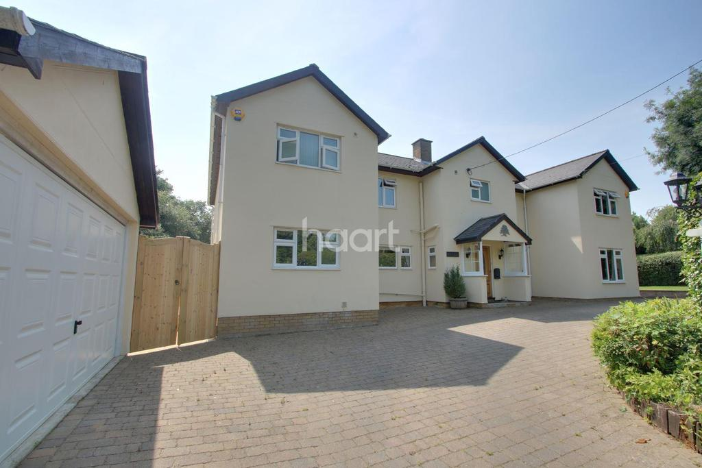 5 Bedrooms Detached House for sale in Cockfield
