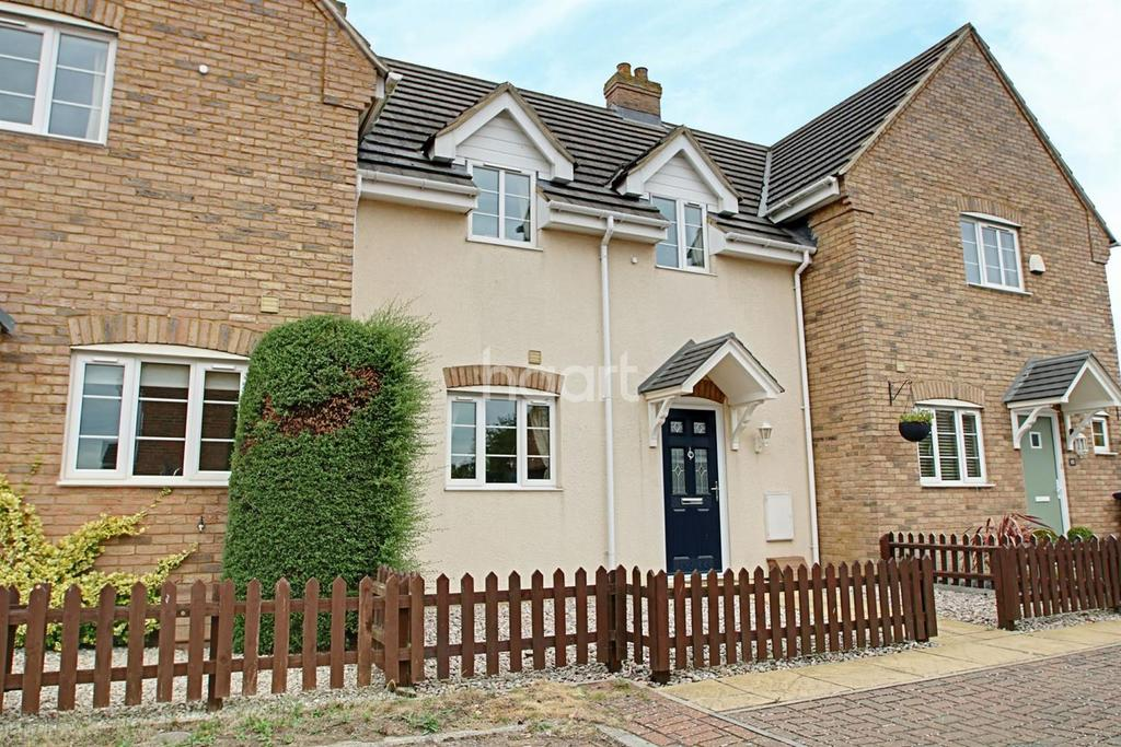2 Bedrooms Terraced House for sale in Blaydon Place, Sutton