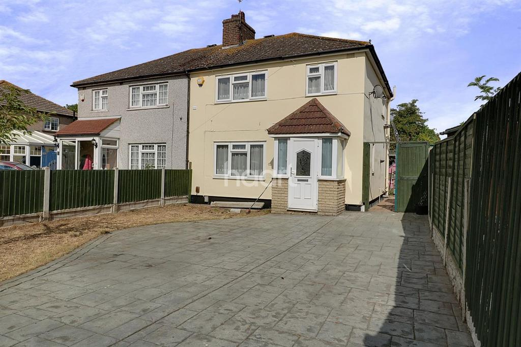 3 Bedrooms Semi Detached House for sale in Southey Walk, Tilbury