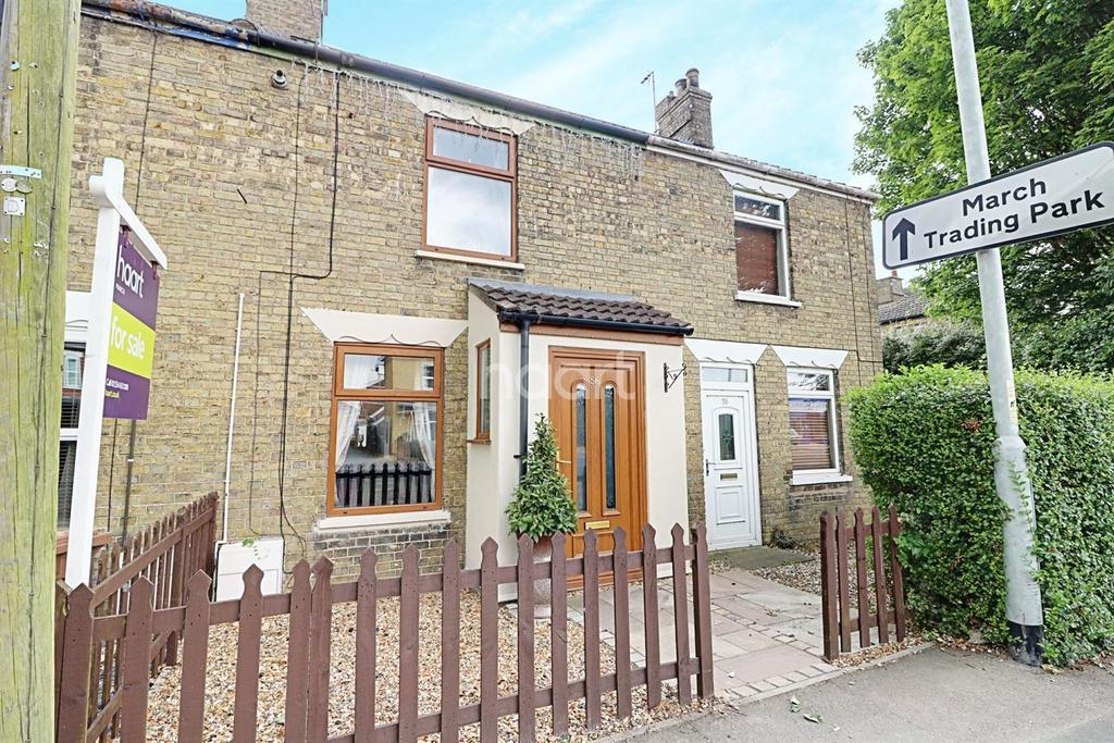 2 Bedrooms Terraced House for sale in March