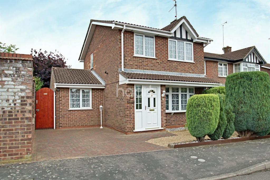 4 Bedrooms Detached House for sale in Moorlands