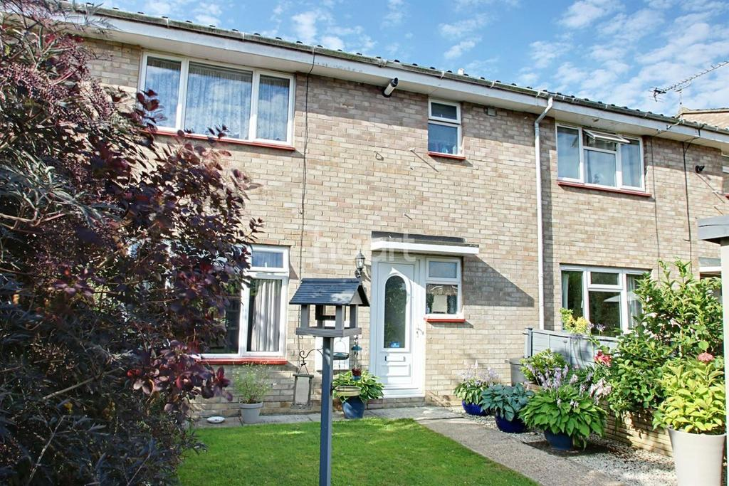 3 Bedrooms Terraced House for sale in Bryony Close, Witham, CM8