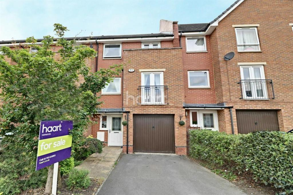 4 Bedrooms Terraced House for sale in Celsus Grove, Swindon, Wiltshire