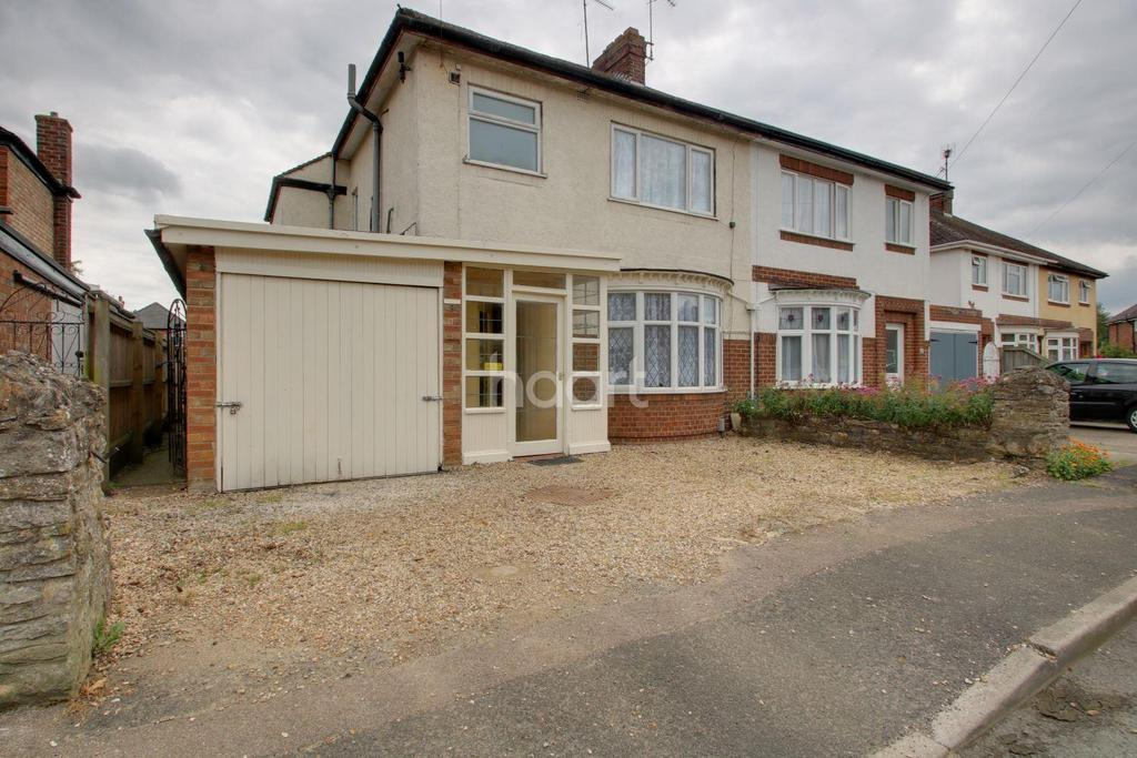 3 Bedrooms Semi Detached House for sale in Hillburn Road, Wisbech