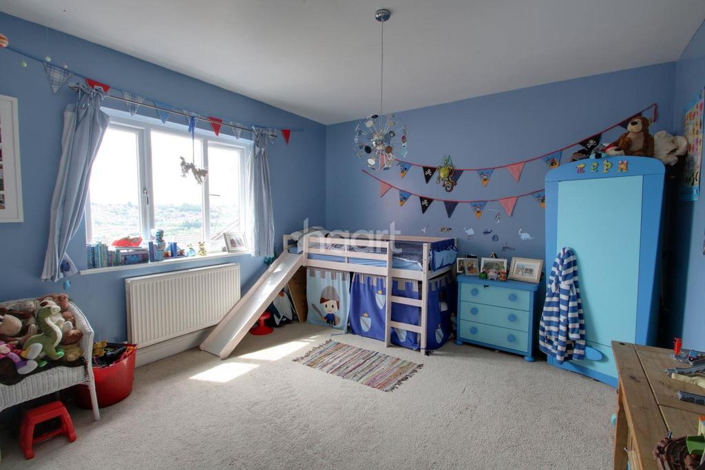 4 Bedrooms Detached House for sale in Carlton Vale Close, Carlton