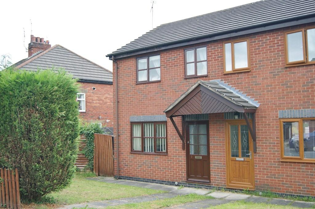 2 Bedrooms End Of Terrace House for sale in Dale Court, New Broughton