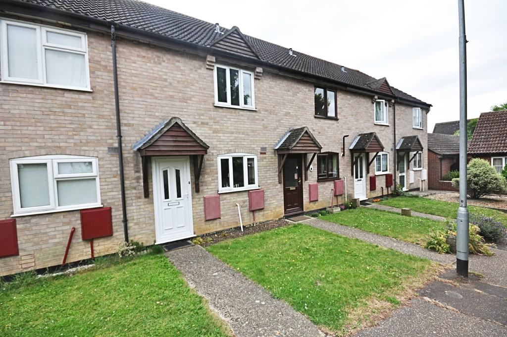 2 Bedrooms Terraced House for sale in Coleridge Road, Diss