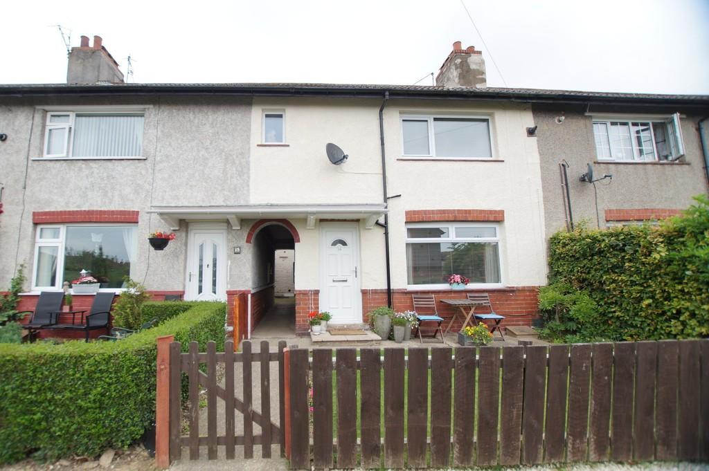 2 Bedrooms Terraced House for sale in West End View, Cayton