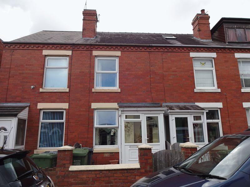 3 Bedrooms Terraced House for sale in Vine Street, Kidderminster DY10 2TS