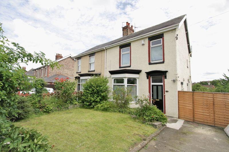 3 Bedrooms Semi Detached House for sale in Grays Road, Grangefield, Stockton, TS18 4LN