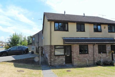 1 bedroom terraced house to rent - Willowturf Court Bridgend CF32 9PH