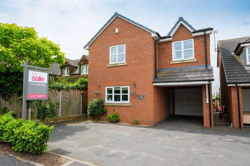 4 Bedrooms Detached House for sale in Ivetsey Bank Road, Bishops Wood