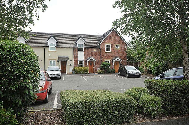 2 Bedrooms Mews House for sale in Legh Court, Montmorency Road, Knutsford