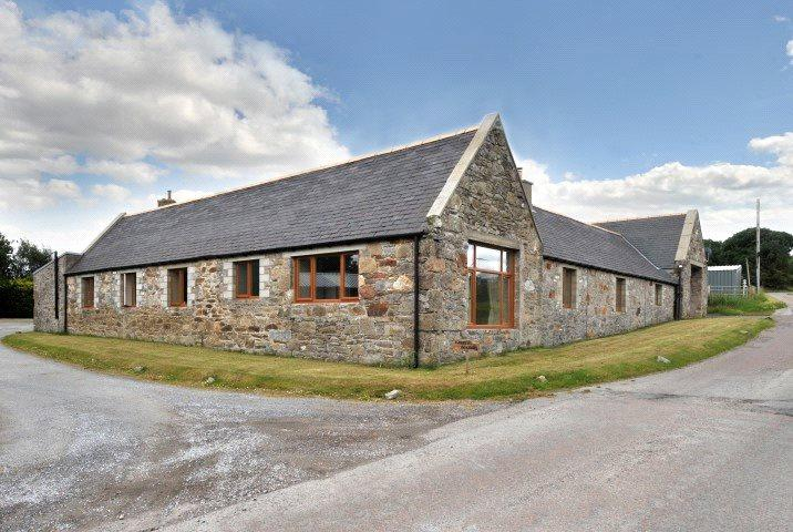 4 Bedrooms Equestrian Facility Character Property for sale in Rosehall Steading, Keith, Moray, AB55