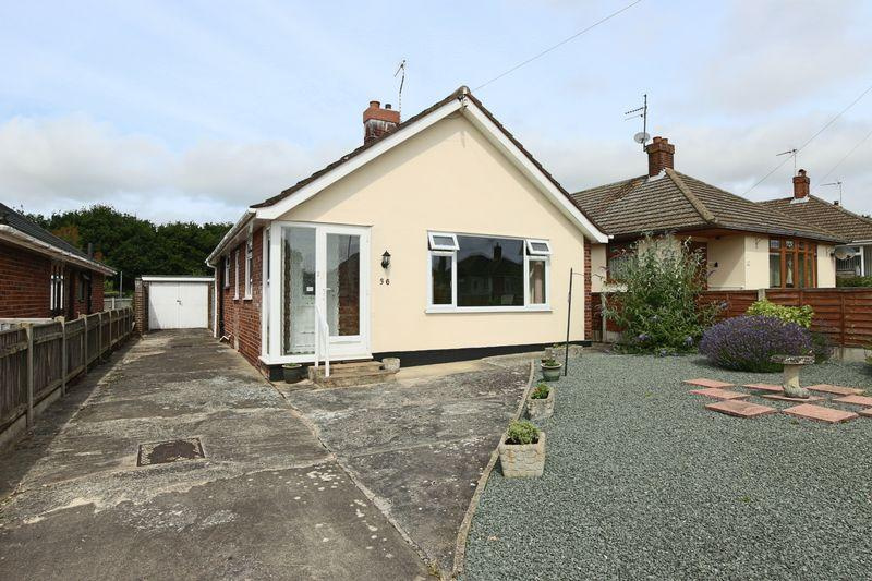 2 Bedrooms Detached Bungalow for sale in Elmhurst Avenue, Oulton Broad, Lowestoft