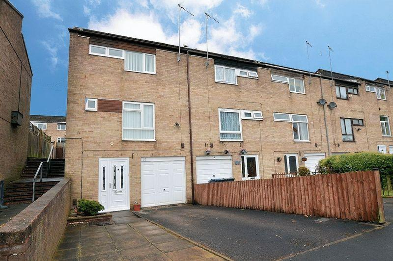 3 Bedrooms End Of Terrace House for sale in Simmons Leasow, Woodgate Valley