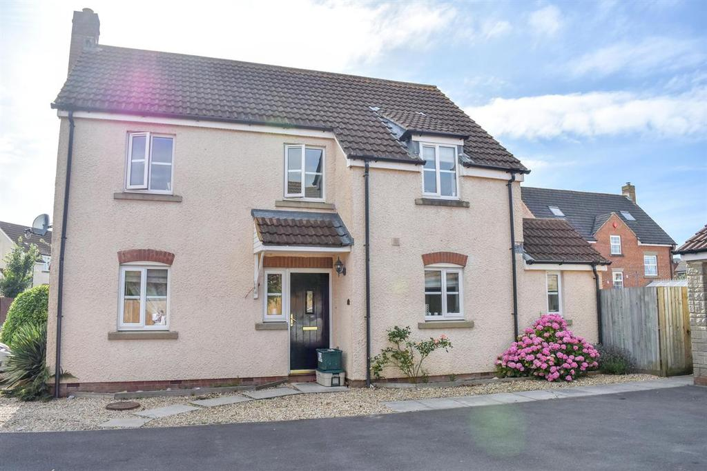 4 Bedrooms Detached House for sale in Elborough