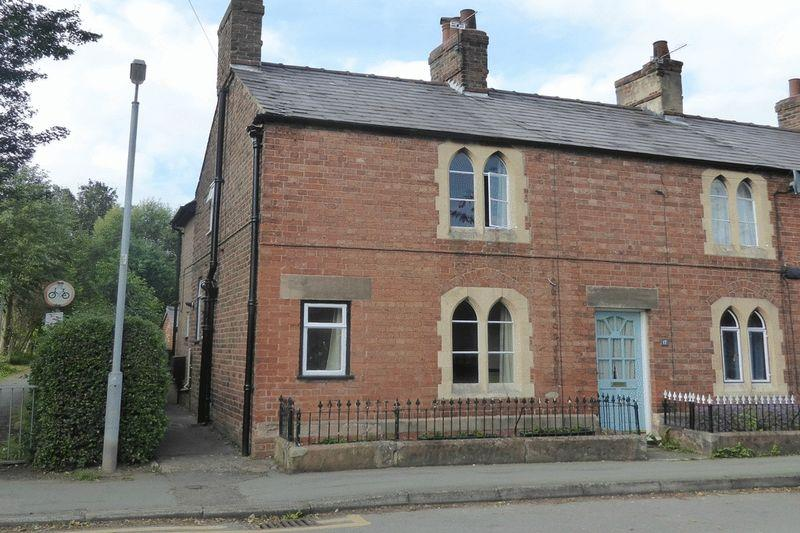 2 Bedrooms End Of Terrace House for sale in Tarporley