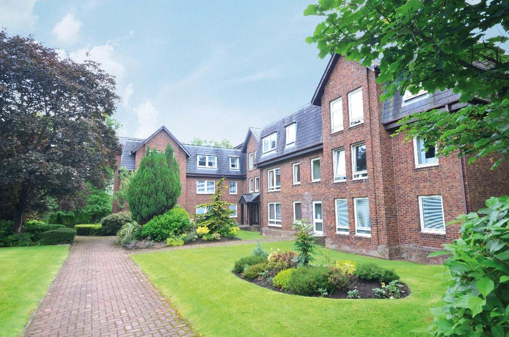1 Bedroom Retirement Property for sale in Fairfield Lodge, 28 Green Street, Bothwell, South Lanarkshire, G71 8RJ