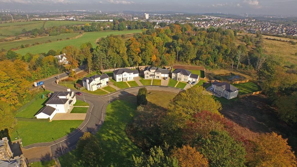 2 Bedrooms Flat for sale in Montfort Park, Barrhead, Glasgow, G78 1SJ