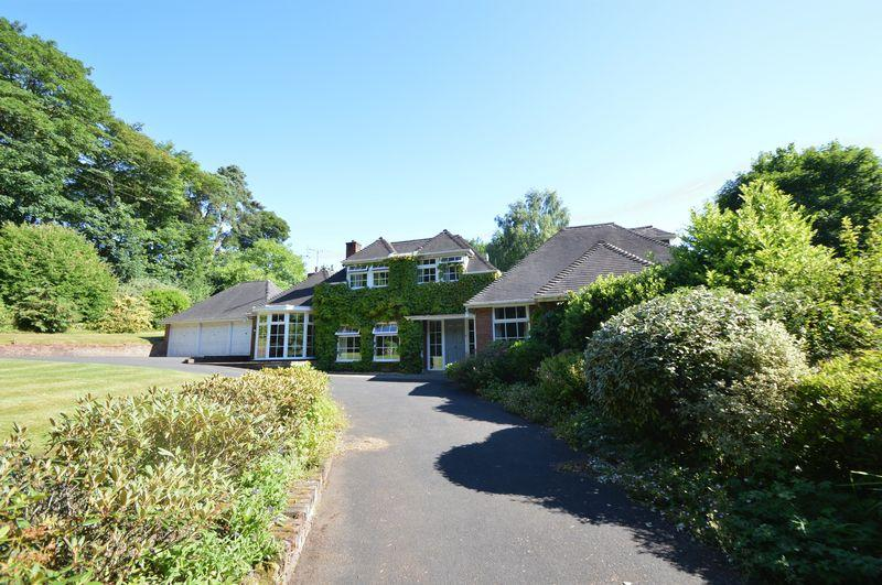 4 Bedrooms Detached House for sale in Chester Road, Kinver