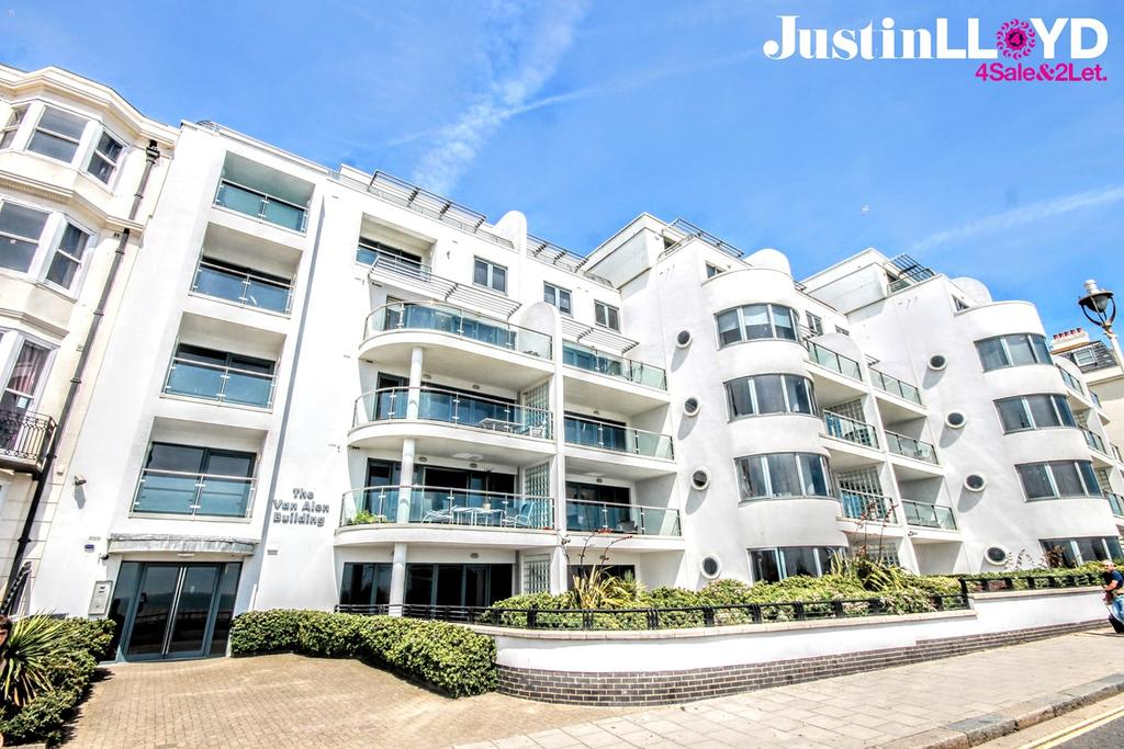 2 Bedrooms Flat for sale in Marine Parade, BRIGHTON, BN2