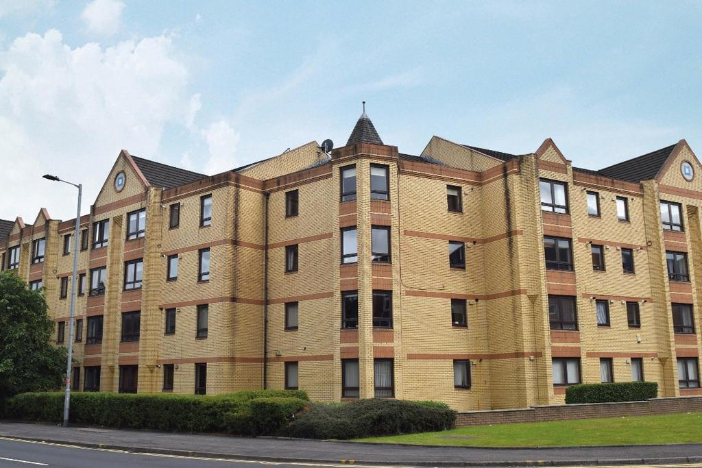 3 Bedrooms Flat for sale in Middlesex Gardens, Flat 2/2, Kinning Park, Glasgow, G41 1EL