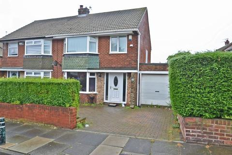 3 bedroom semi-detached house for sale - St Anselm Road, North Shields