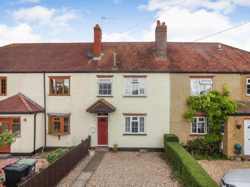 3 Bedrooms Terraced House for sale in Bedford Road, Cranfield