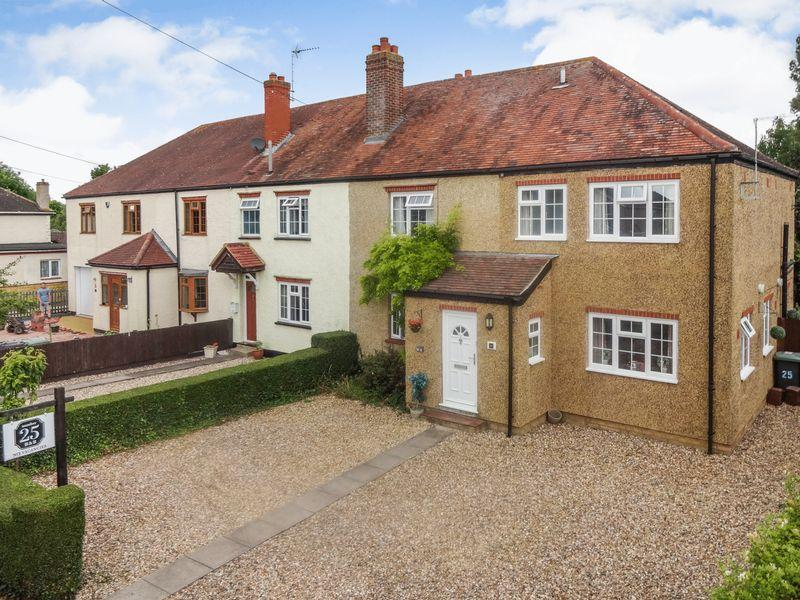 5 Bedrooms End Of Terrace House for sale in Bedford Road, Cranfield