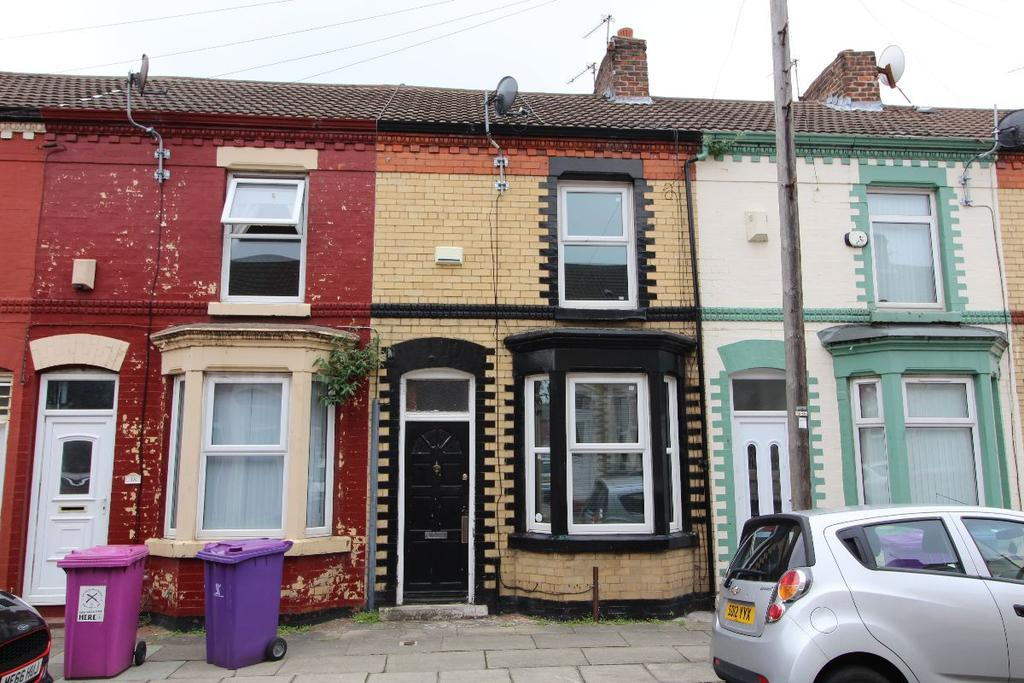 2 Bedrooms Terraced House for sale in Hinton Street, L6 3AR